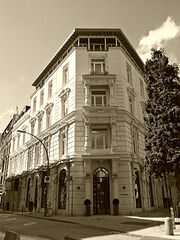 Bürgerhaus, Poststrasse, Hamburg
