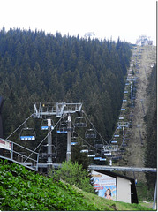 Jasna-Lukova chair lift