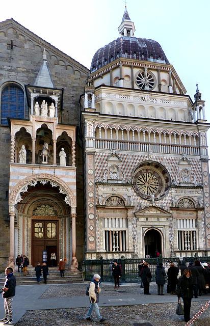 Bergamo - Santa Maria Maggiore / Cappella Colleoni