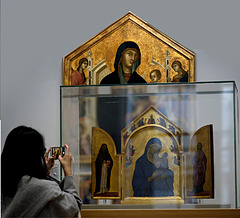 Duccio at the National Gallery, London