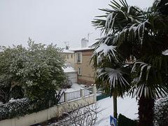et encore la neige