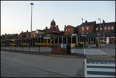 Wigan Bus Station