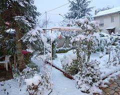et encore de la neige