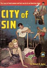 Robert O. Saber - City of Sin