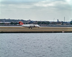 Touch down at London City Airport