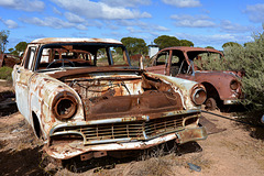 Rusting Ford