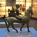 Bronze Statuette of a Warrior on Horseback from Taranto in the British Museum, May 2014