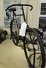 Brooklands Museum, cycle collection, Raleigh road racer c1893