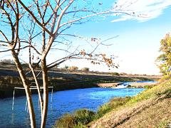 CONTRE CANAL DU RHÔNE