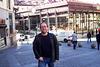 ES - Madrid - me, in front of Mercado San Miguel