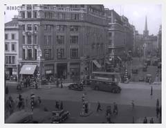 Oxford Circus 1955