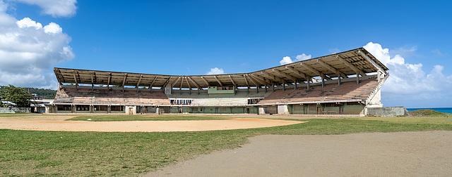 Estadio Manuel Fuentes Borges