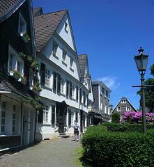 Fassaden an der Marktkirche
