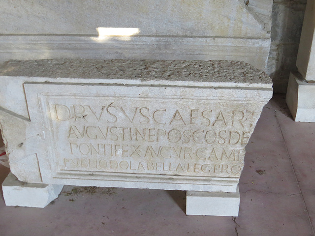 Musée archéologique de Split : IlJug. I, 257.