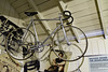 Brooklands Museum, cycle collection, Raleigh road racer