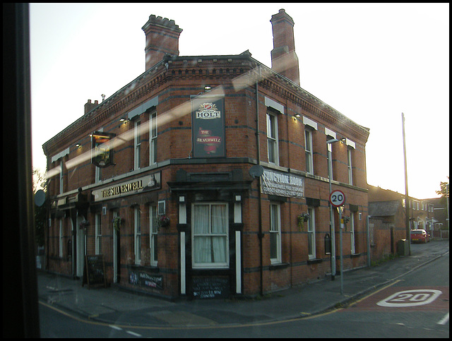 The Silverwell at Wigan