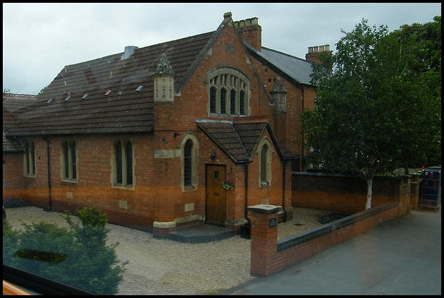 former chapel at Tiddington