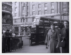 Marble Arch subway 1955