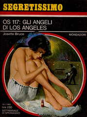 Josette Bruce - OS 117: gli angeli di Los Angeles