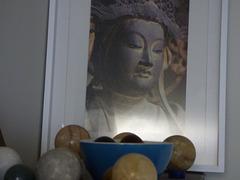 Representación china de Buda