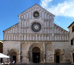 Zadar - Cathedral of St. Anastasia