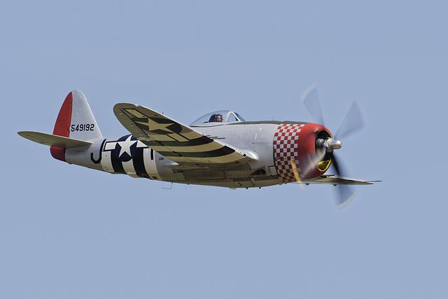 P-47D Thunderbolt 'Nellie' (a)