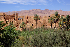 Ksar in Tinghir