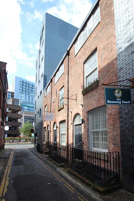 Nos. 1-5 Kelvin Street, Manchester