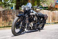1930 Brough Superior SS100