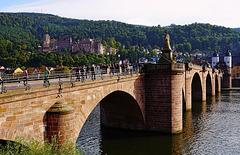 Alt Heidelberg, du feine  - Old Heidelberg, you are so fine
