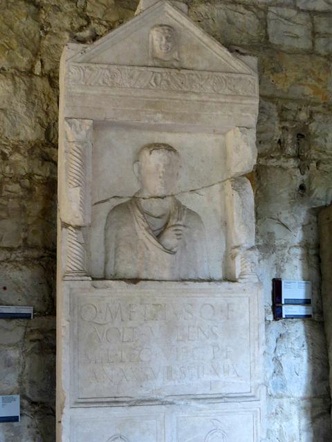 Musée archéologique de Split : AE 1991, 1291.