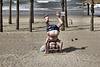 Ben Gurion Doing a Handstand – Frishman Beach, Tel Aviv, Israel