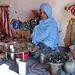 اعداد الشاي في المناطق الصحراوية