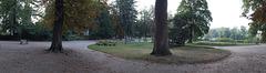 BESANCON: : panoramique parc Micaud.