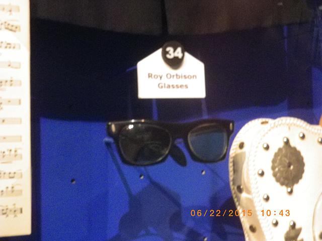 Roy Orbison glasses
