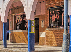Market in Mirleft