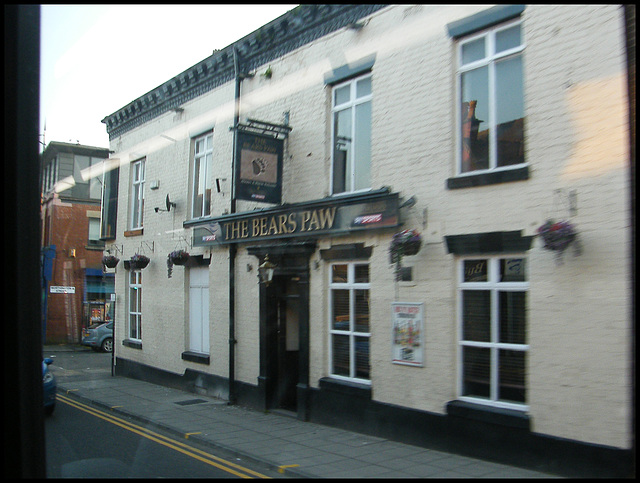 The Bears Paw at Hindley