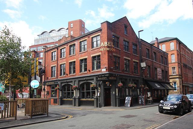 The Abel Haywood Pub, No.38 Turner Street, Manchester
