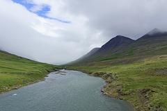 an der Fnjóská zwischen Husavik und Akureyri (© Buelipix)