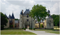 Château de Chamerolles, XVIème siècle