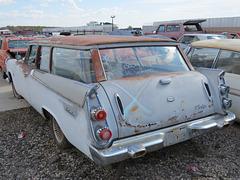 1958 Dodge Suburban 2 Door Wagon