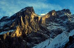 Massif du Sulzfluh - Vorarlberg - Autriche