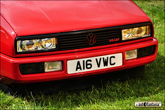 1989 VW Corrado 16V - A16 VWC