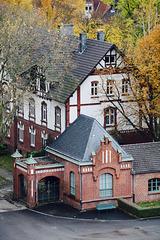 Dortmund - Zeche Zollern - Eingangsbereich
