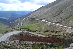 Argentina: Purmamarca - Cuesta de Lipán - Salinas Grandes