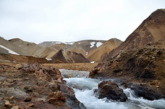 Landmannalaugar - die bunten Berge
