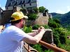 DE - Bad Kreuznach - me, at Ebernburg Castle