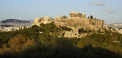 Acropolis - Sunset