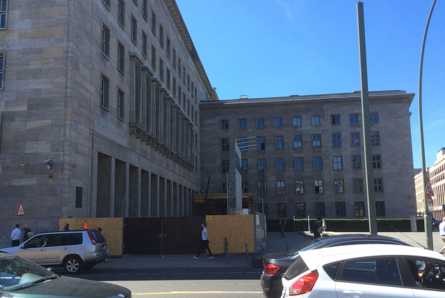 Former Luftwaffe Headquarters