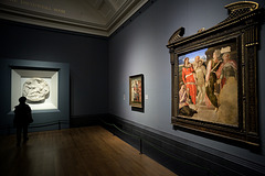 The Tondo Taddei at the National Gallery